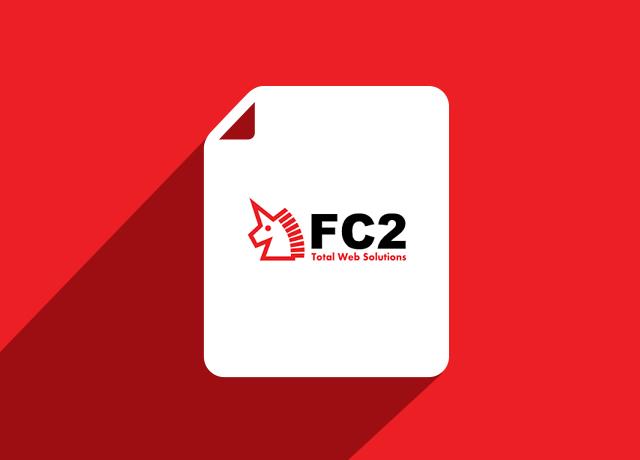 FC2ブログ対策