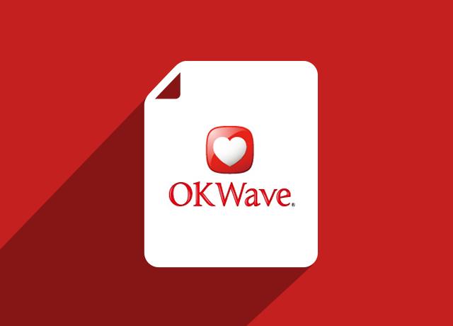 OKwave対策